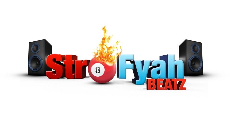 Buy Reggae Beats Str8 Fyah Beats Logo