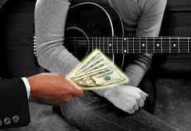 Making Money Of Music