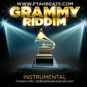Grammy Riddim, Dancehall Instrumentals