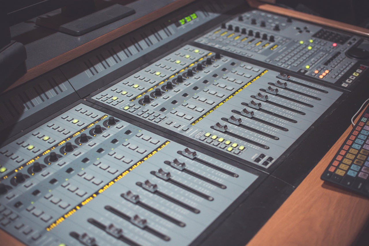 Mixing Services Online